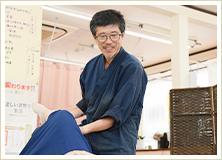 西田整骨院の施術
